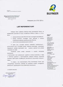 Bilfinger Fortum Zabrze 20152