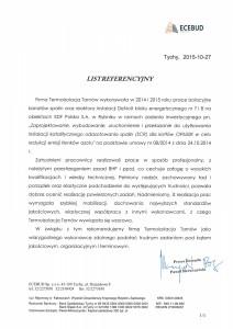 Ecebud list referencyjny