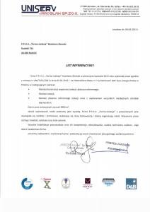 Uniserv - EF7 GDF Suez